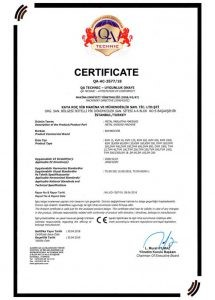 certificate-forsurface-polishing-machines